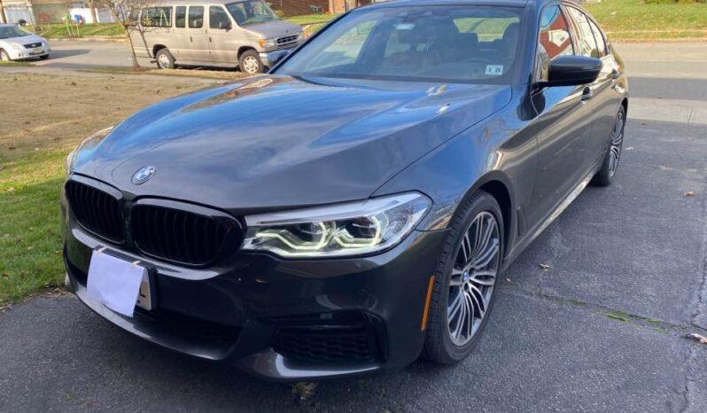 Used BMW 540i 2020 passenger-car full