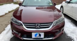 Used Honda Accord 2014 passenger-car